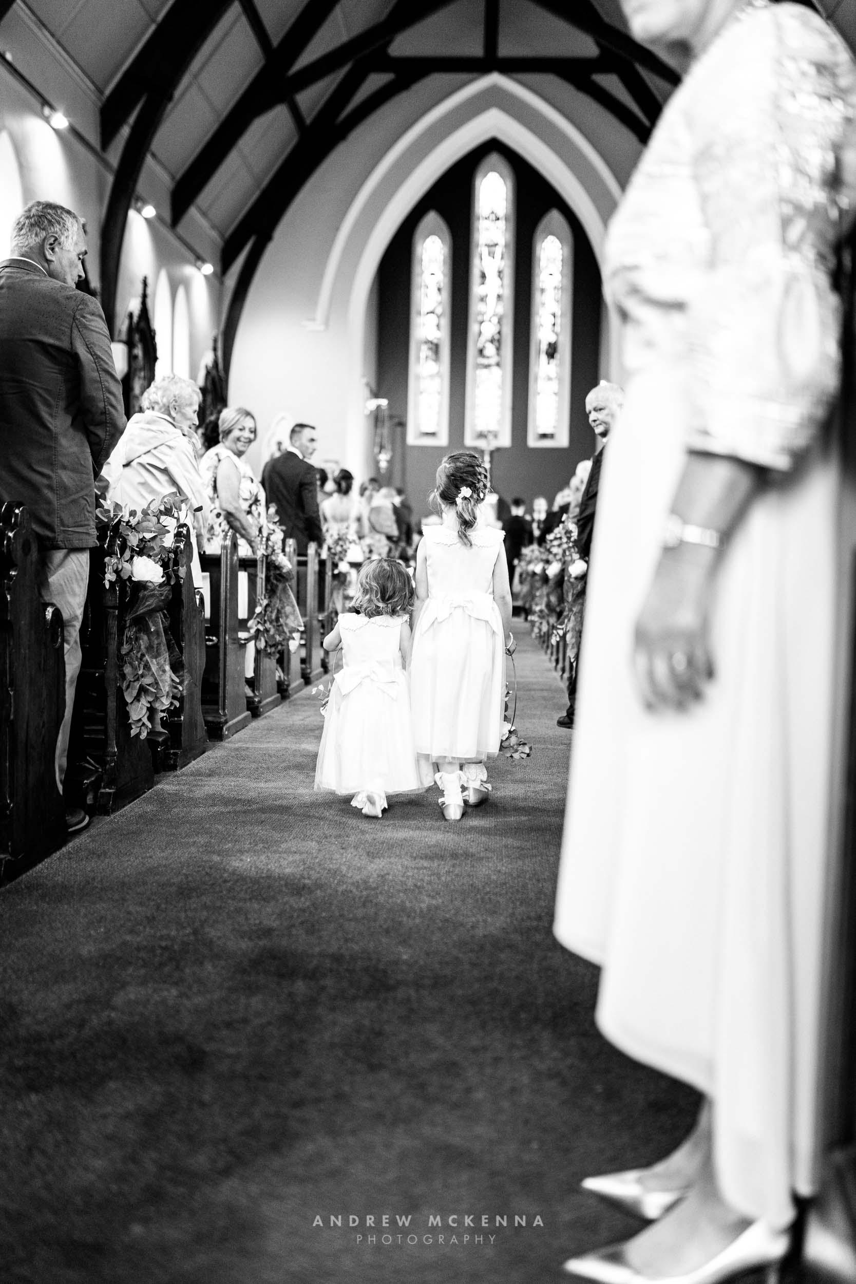 Megan & Dan Millbrook Lodge Hotel Wedding photography Ni Norther