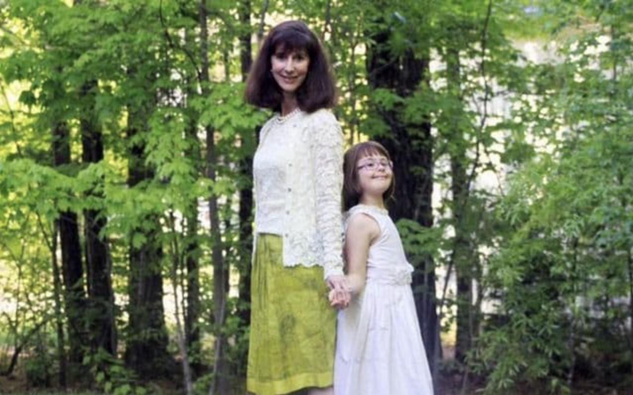 Before dying of brain cancer at age 56, Jacqueline Zinn wrote letters to each of her children, including daughter Mary Kathryn. (Doug Zinn)