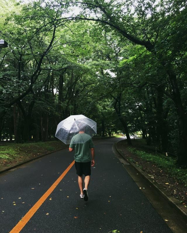 Yoyogi Morning Stroll