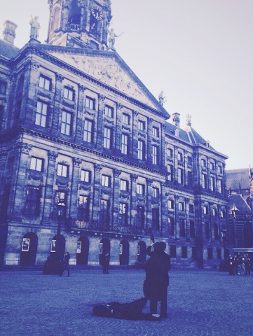 Sights & Sounds of Dam Square