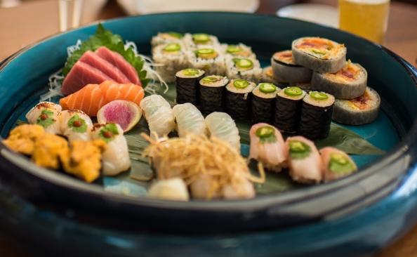 Nobu Malibu Sushi + Sashimi