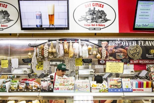 Bay Cities Italian Deli