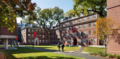 Harvard's Quincy House