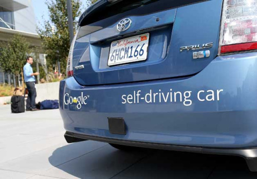 "Image source .  Link to Wikipedia article ""Autonomous Car."""