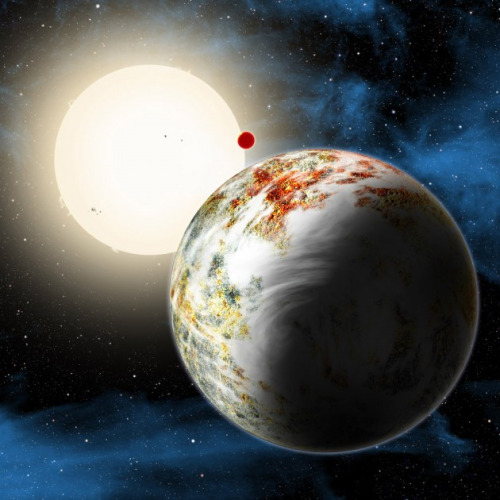 "I like this illustration I am reblogging from the  smithsonian  Tumblog. It is accompanied by this note:     Astronomers at  Harvard-Smithsonian Center for Astrophysics  find new ""mega-Earth"".      ""This is the Godzilla of Earths!"" - CfA researcher Dimitar Sasselov, director of the Harvard Origins of Life initiative""     Read more at  Smithsonian Science .      Like reblogged posts from econlolcats, this post is also intended as a harbinger of a Quartz column I expect to appear today: my response to Ken Rogoff's  Project Syndicate  opinion piece  ""Can Japan Reboot?  The working title is ""Righting Rogoff on Japan's Monetary Policy."""