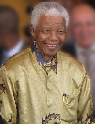 Nelson Mandela , 18 July 1918 – 5 December 2013