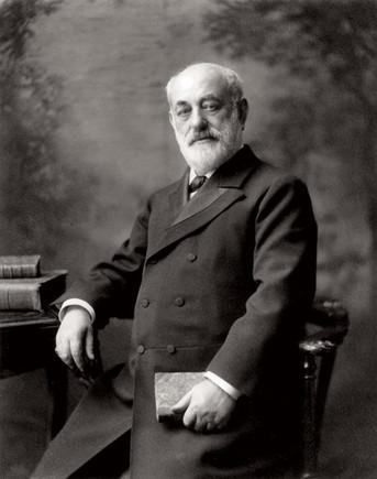 Marcus Goldman , founder of  Goldman Sachs