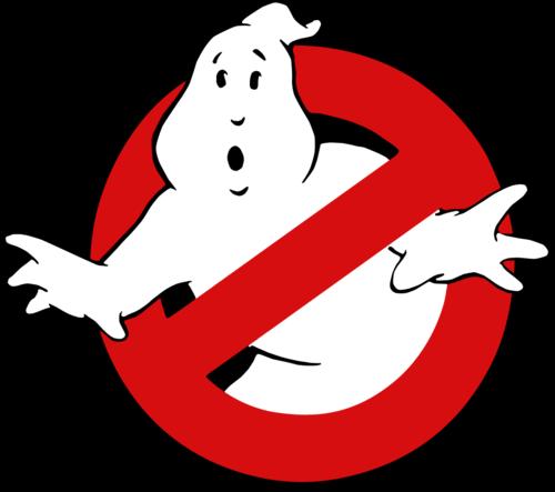 """Ghostbusters"" logo"