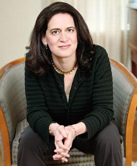 Debora Spar , President of Barnard College