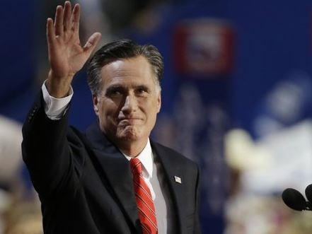 Mitt Romney's Acceptance Speech at the GOP Convention
