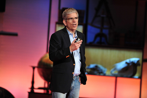 Paul Romer's TED talk on Charter Cities