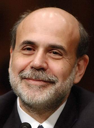 Ben Bernanke, Chair of the Federal Reserve Board and of the FOMC