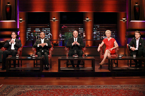 "Mark Cuban, Daymond John, Kevin O'Leary, Barbara Corcoran and Robert Herjavec are judges on ""Shark Tank."" Credit Richard Cartwright/ABC"