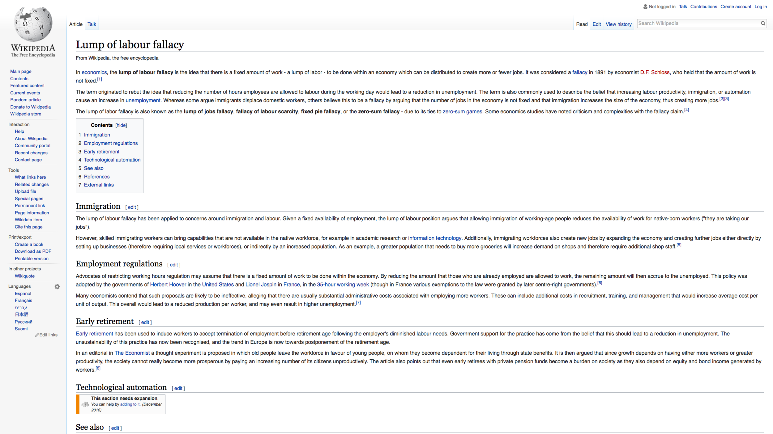 Link to the Wikipedia article pictured above