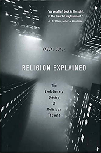 Link to the Wikipedia article on  Religion Explained     Link to  Religion Explained  on Amazon