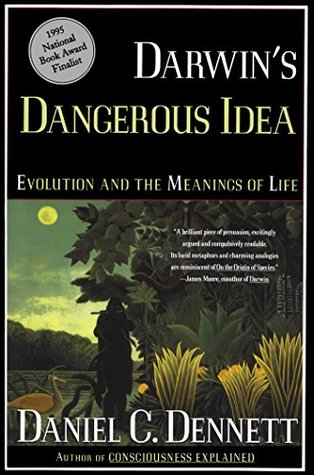 Link to the Wikipedia article for  Darwin's Dangerous Idea  by Daniel Dennett