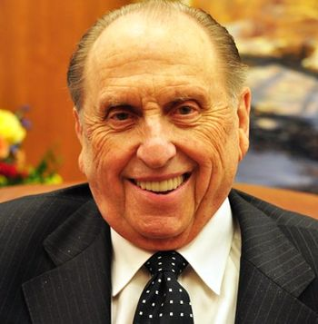 Link to the Wikipedia article on Thomas S. Monson