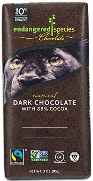 Link to the Amazon site for panther bars