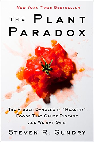 Link to the Amazon page for The Plant Paradox