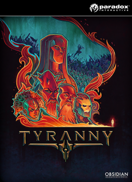 "Link to the Wikipedia article ""Tyranny (video game)"""