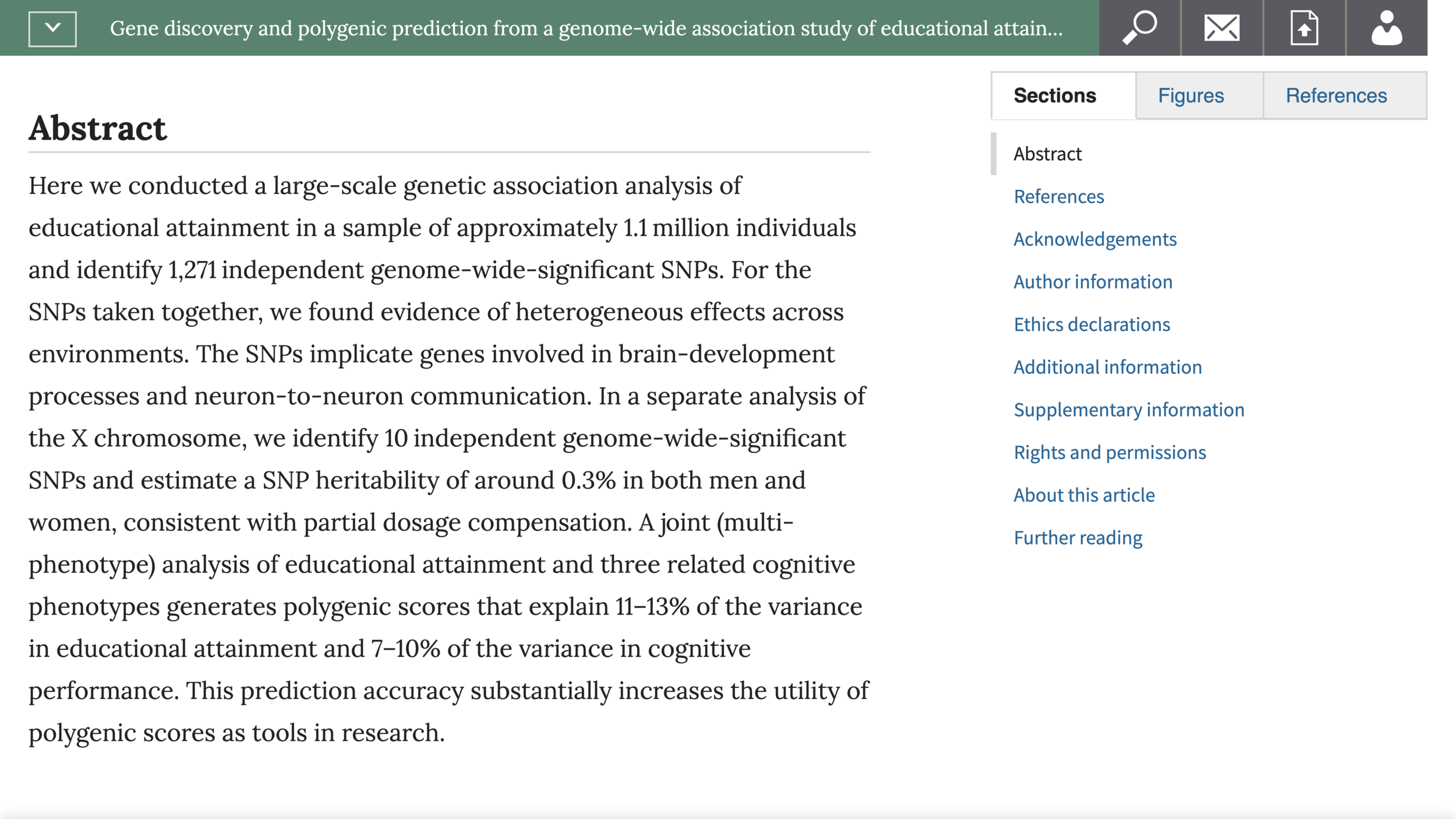 Link to the abstract shown above