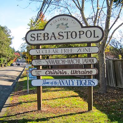 Sebastopol Airbnb