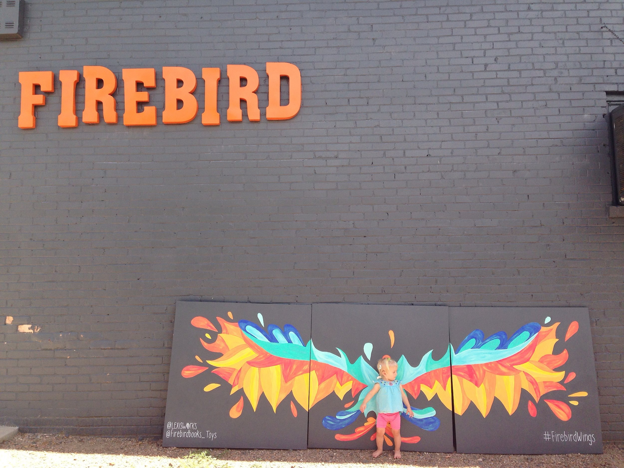 Firebird Wings by Lexisworks