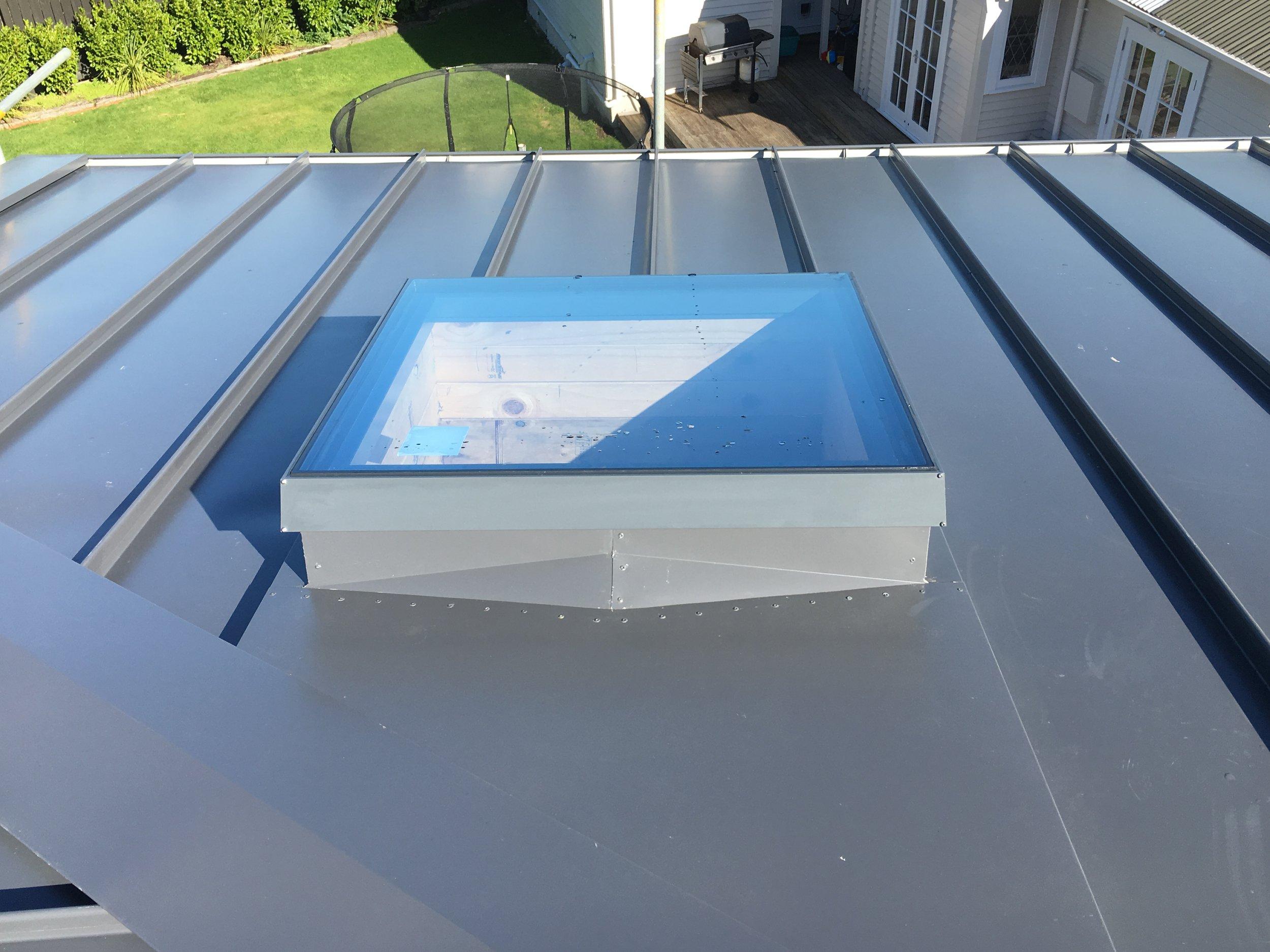 espan®  with skylight