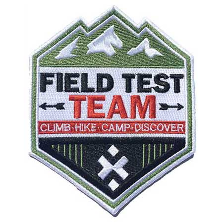 Field Test Team Patch - The Field Test Team Patch is an achievement reserved for only select Community members. It's available by invitation only so get active and share your stories.