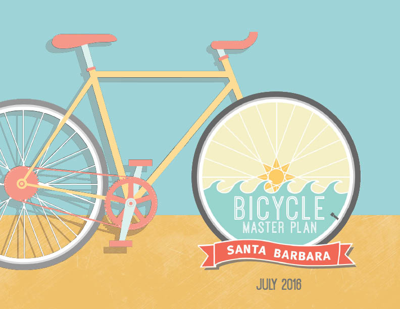 Santa Barbara Bicycle Master Plan (Santa Barbara, CA)