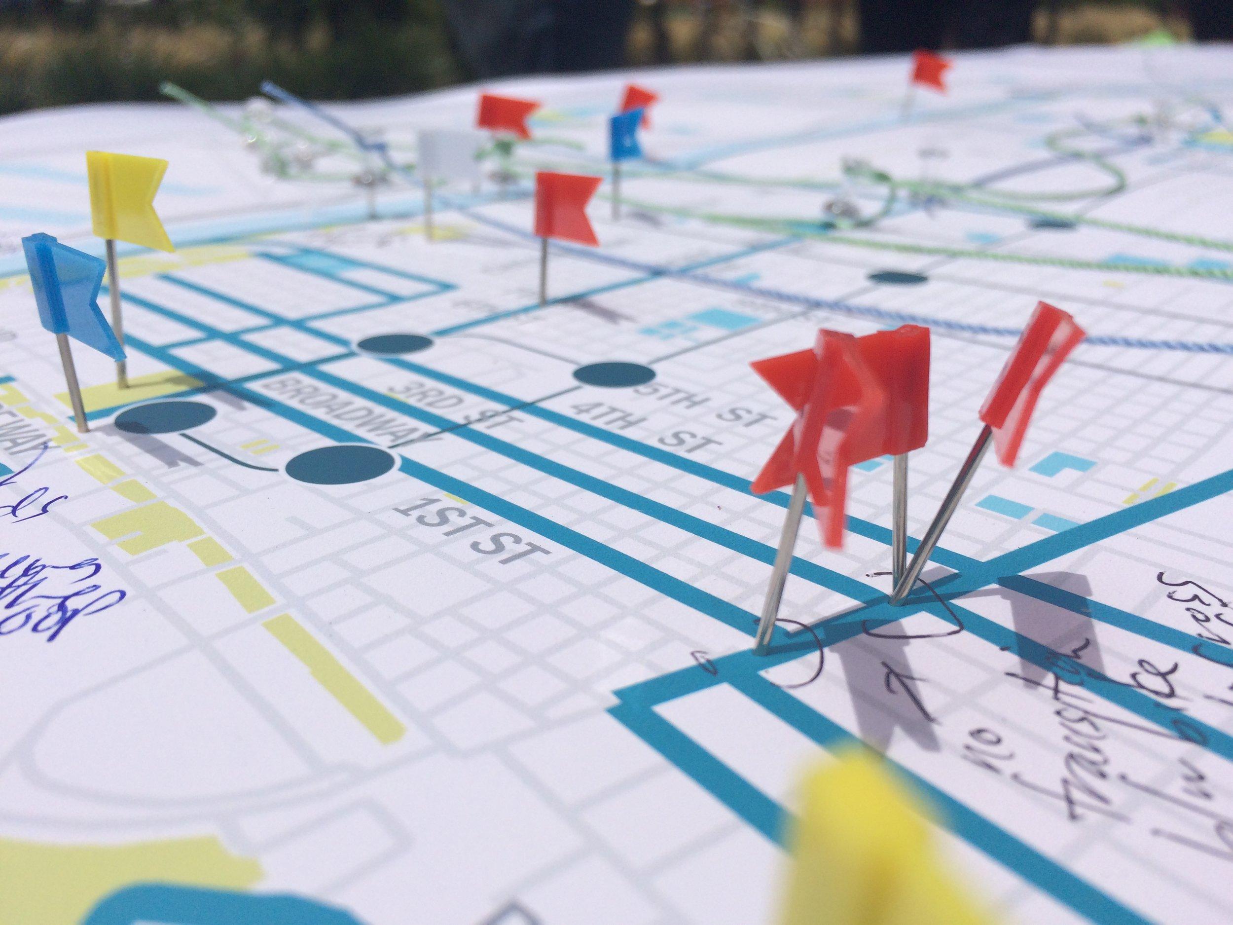 Interactive Mapping Pop-Ups (Long Beach, CA)