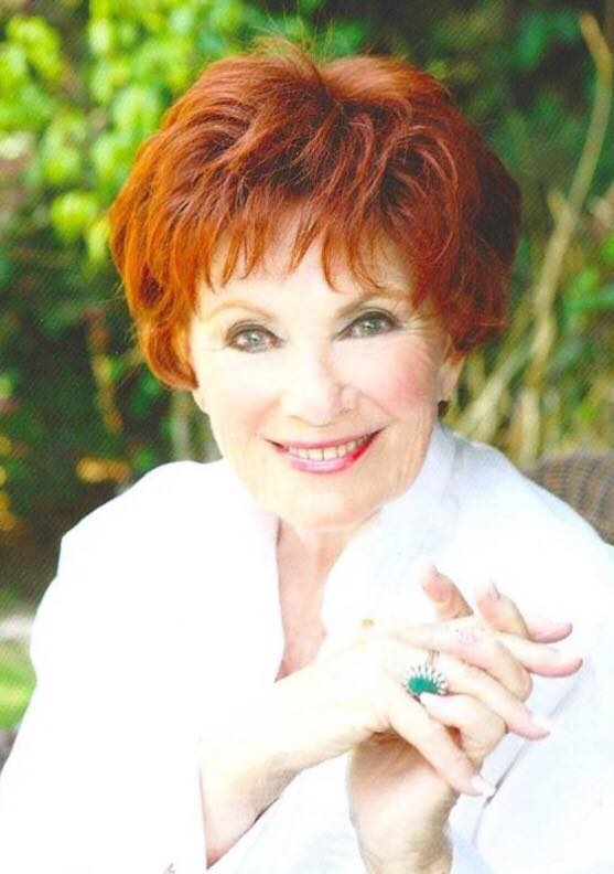 Marion Ross from Happy Days she played Ron Howard's mother