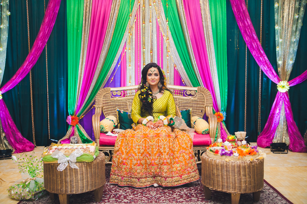 Mehndi Ceremony | Indian Wedding Photography