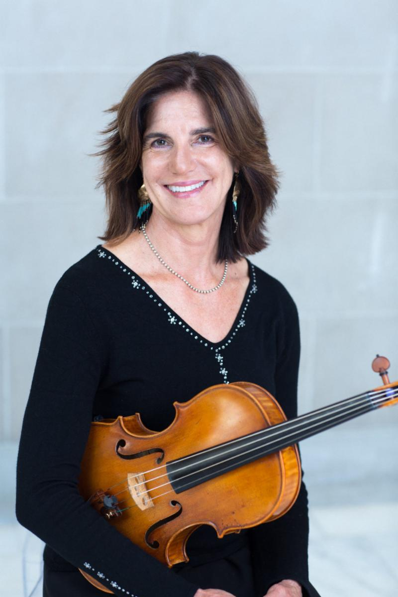 Meg Eldridge Violin and Orchestra Teacher