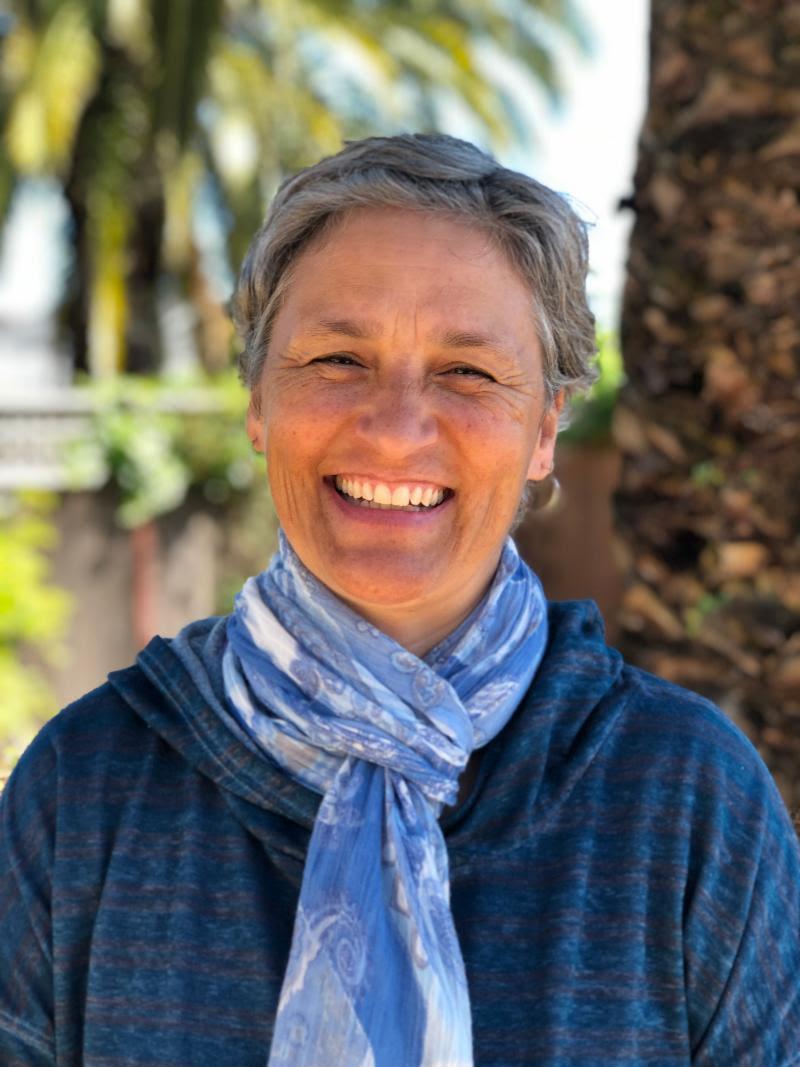 Suzanne Hudson Pedagogical Coordinator