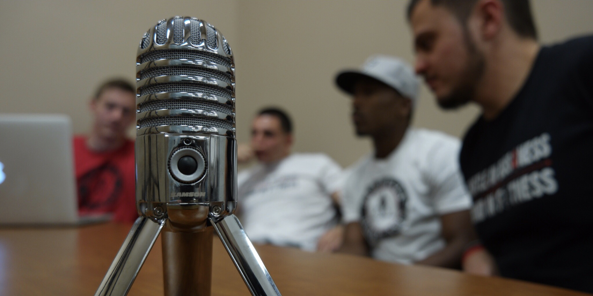 The Barbells and Briefcases Podcast -
