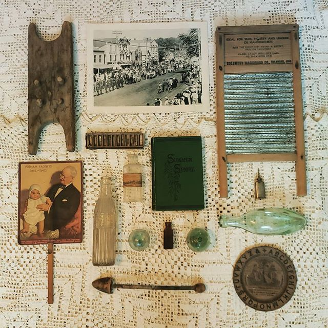 Massive #antique #bottle #collection and fun #farmhouse #greatfinds at our next sale in 2 weeks!!! June 7, 8 & 9 Stay tuned for upcoming sneak peek pics.  #estatesales #FortCollins #Colorado #layout #rarefinds #countryliving