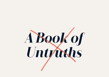 Book title from cover