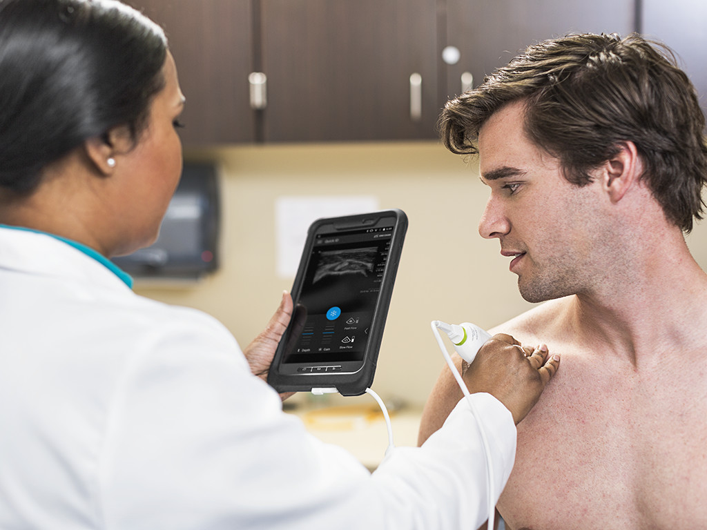 Philips' Lumify™ mobile ultrasound