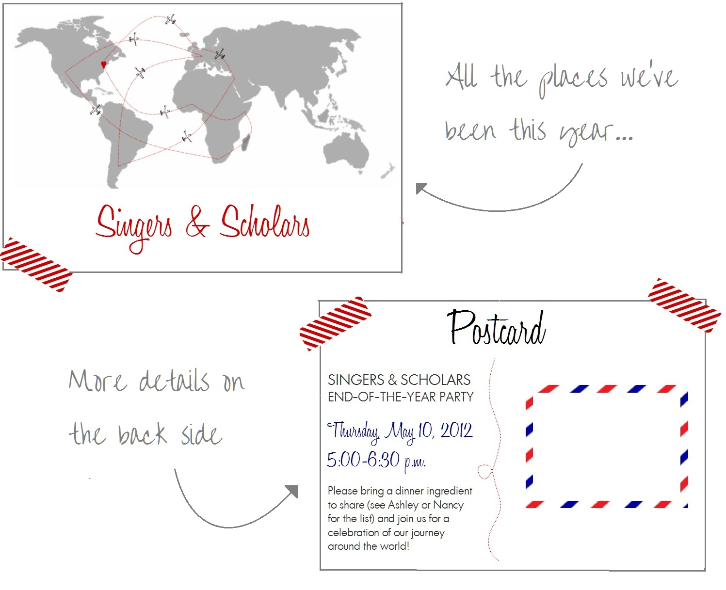 postcard graphic