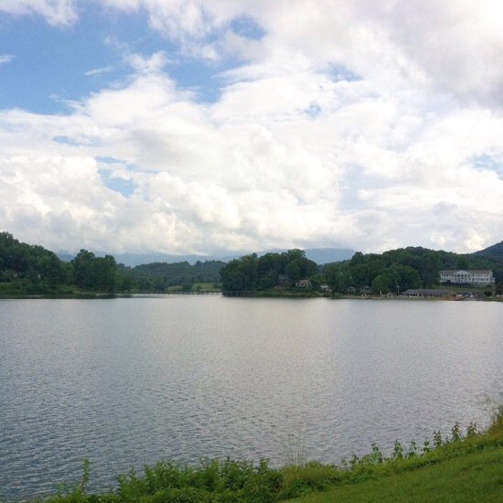 Ashley Danyew | Lake Junaluska 2014