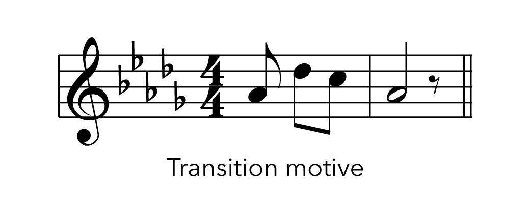 Doxology Transitions | Ashley Danyew