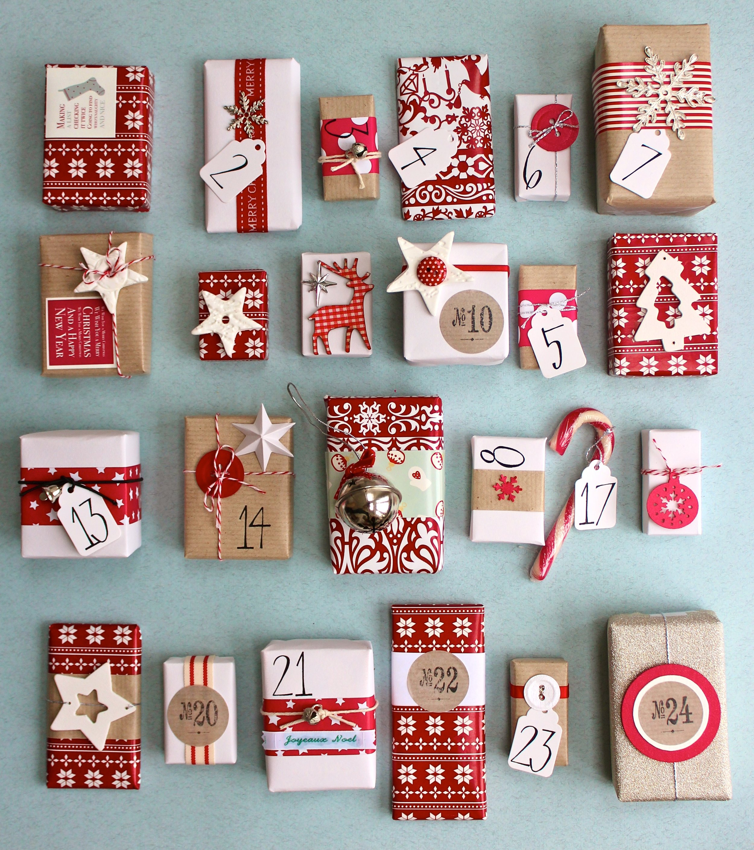 Advent Calendar by Kate's Creative Space