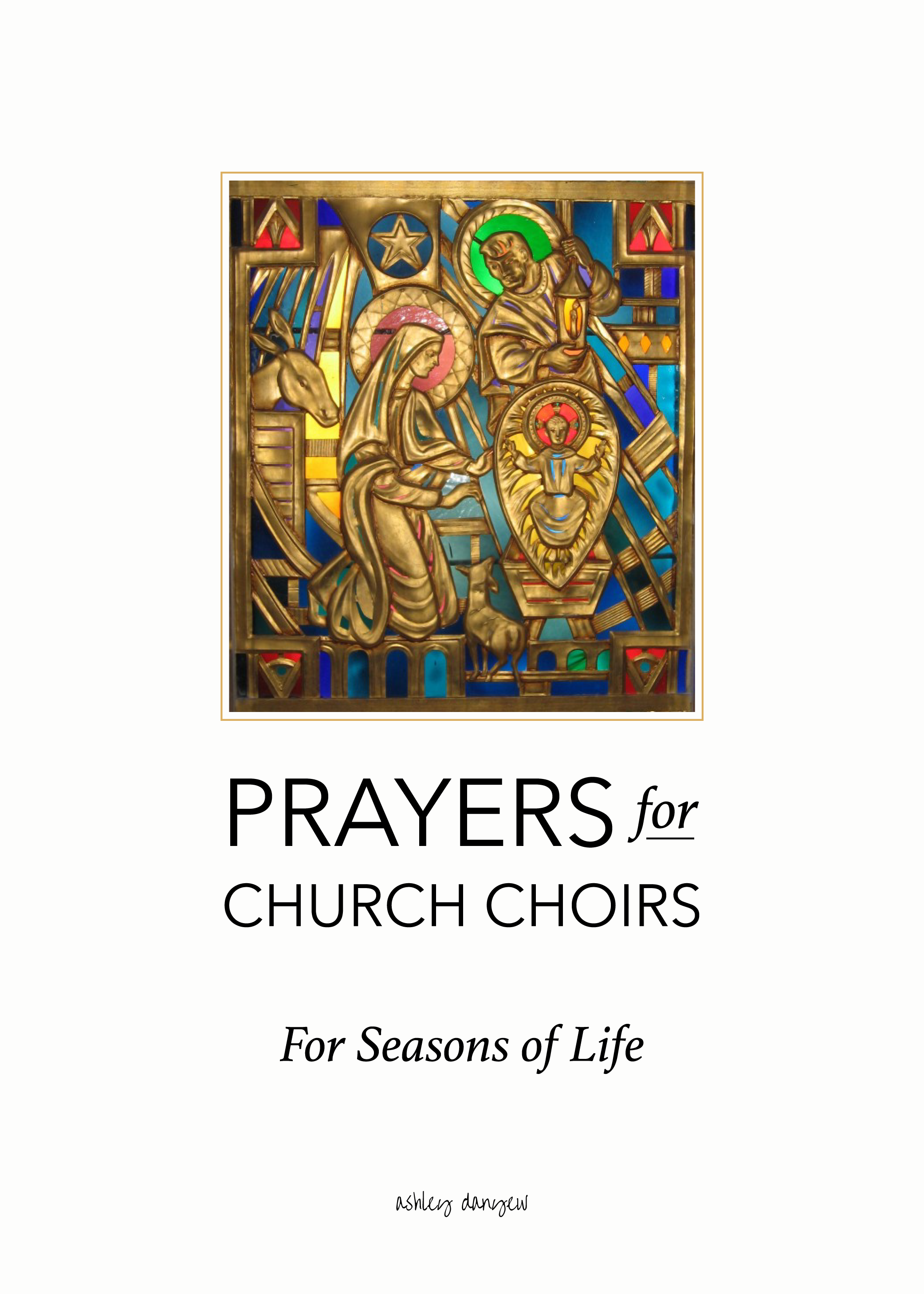 Copy of Prayers for Church Choirs: For Seasons of Life