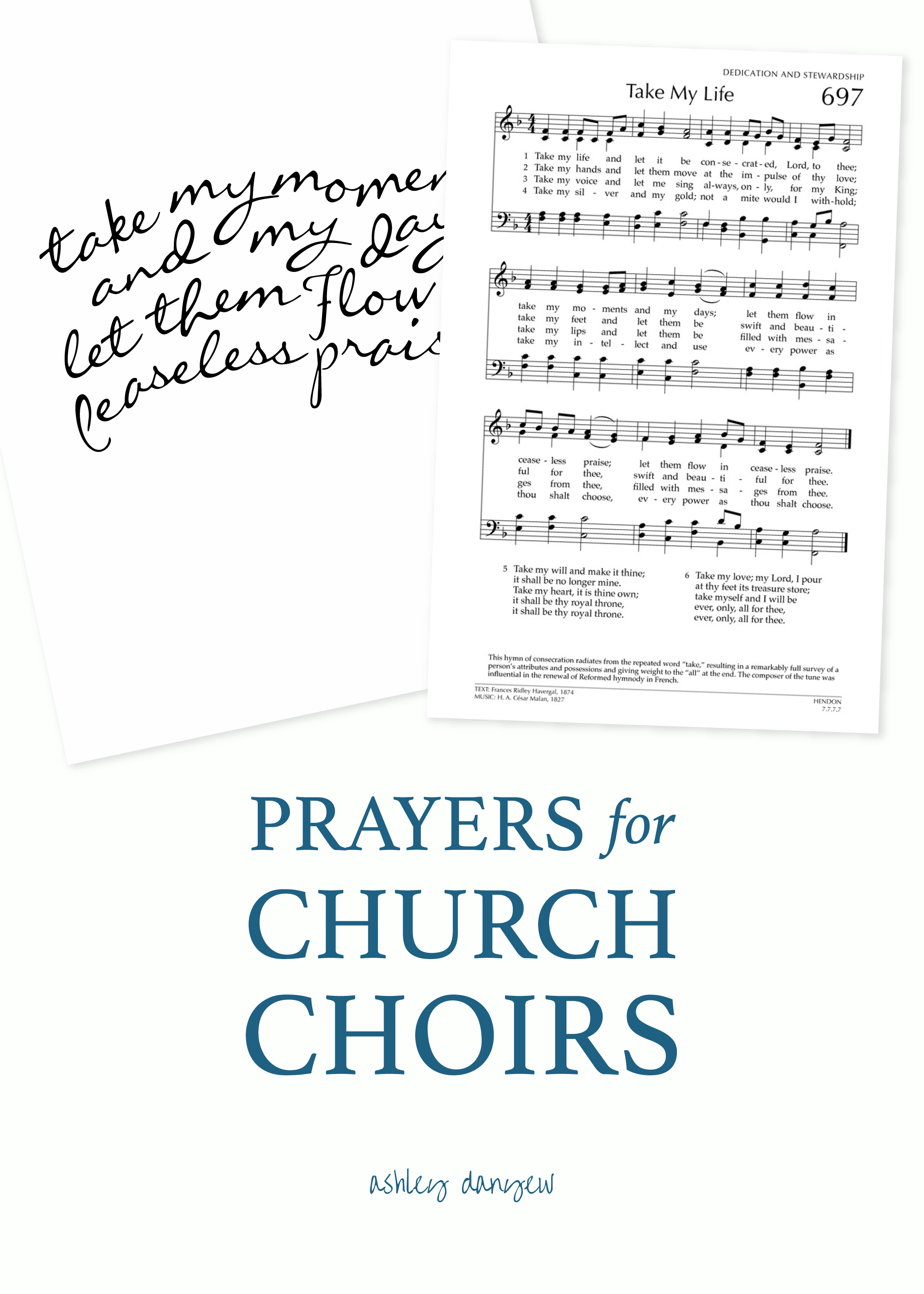 Copy of Prayers for Church Choirs