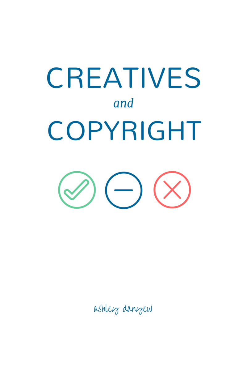 Copy of Creatives and Copyright