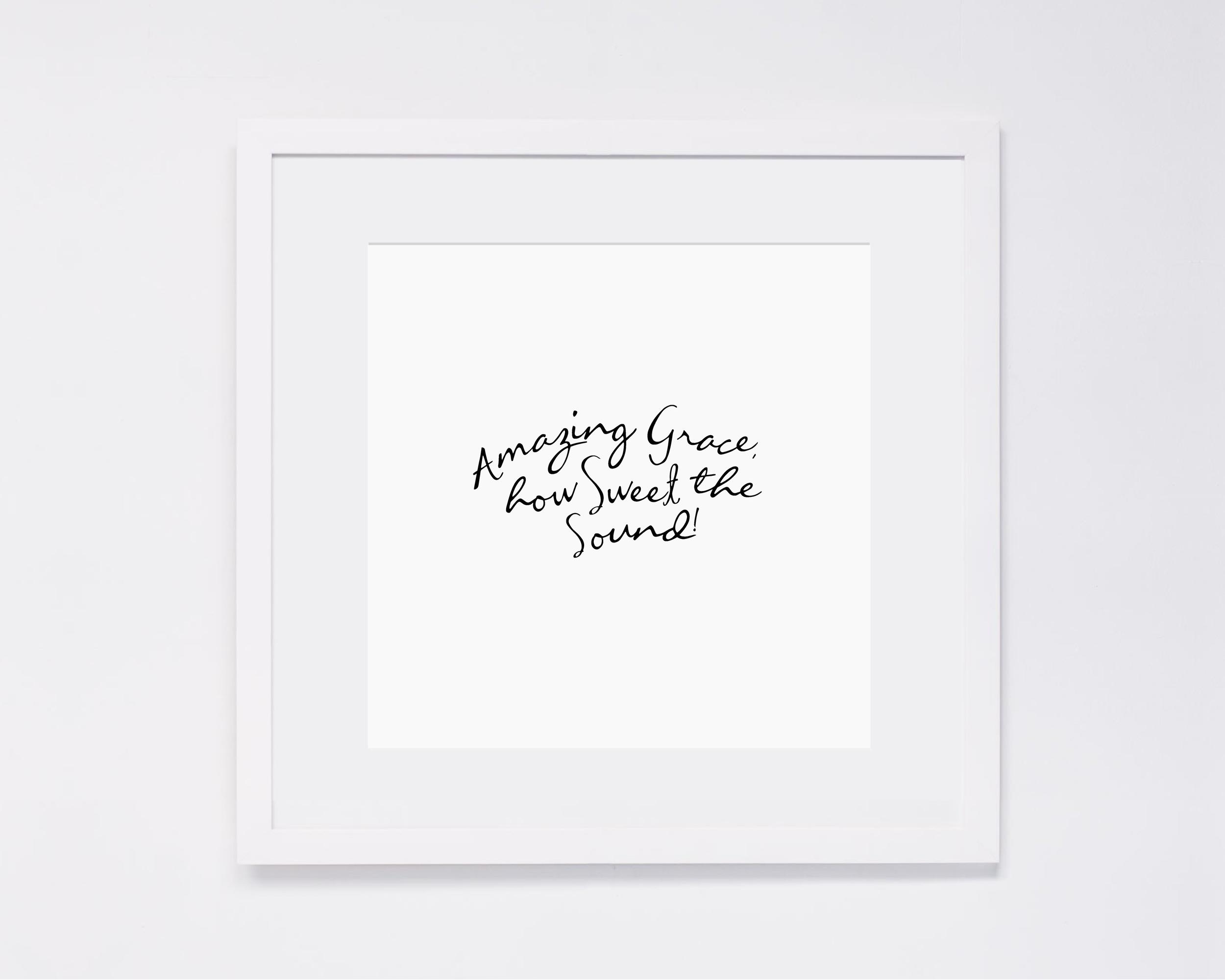 Ashley Danyew | Doxology Press - Amazing Grace