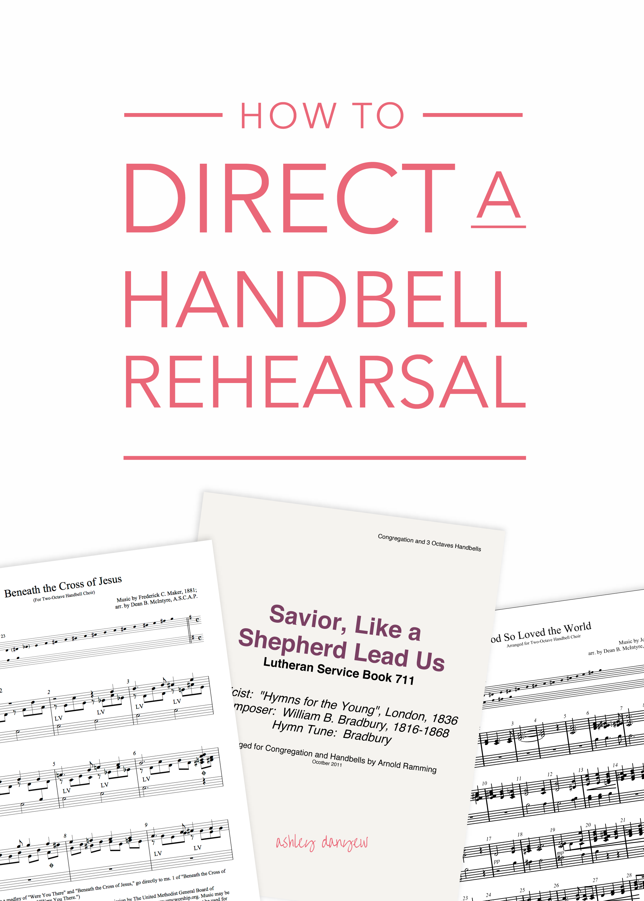 Copy of How to Direct a Handbell Rehearsal