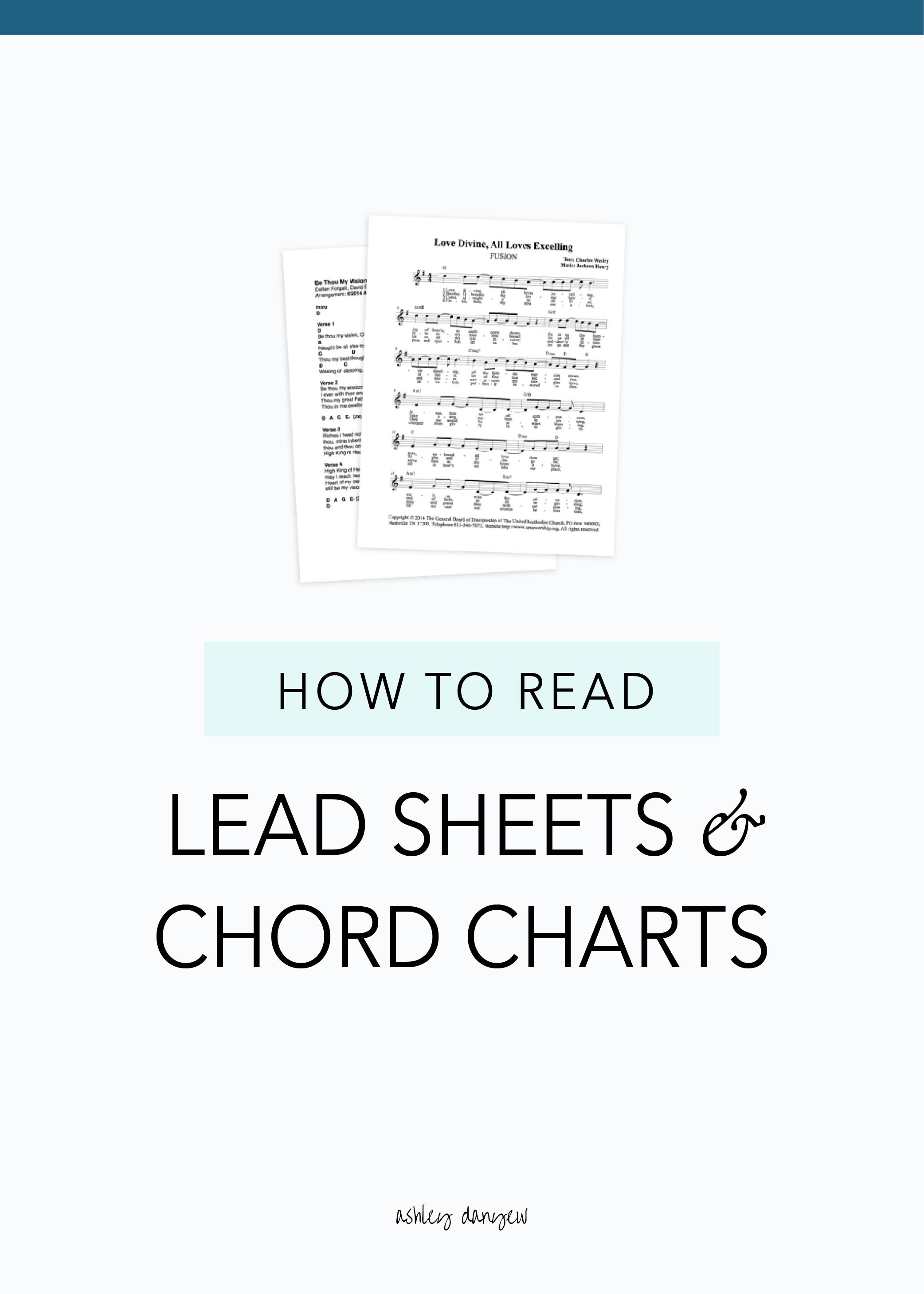 How to Read Lead Sheets and Chord Charts