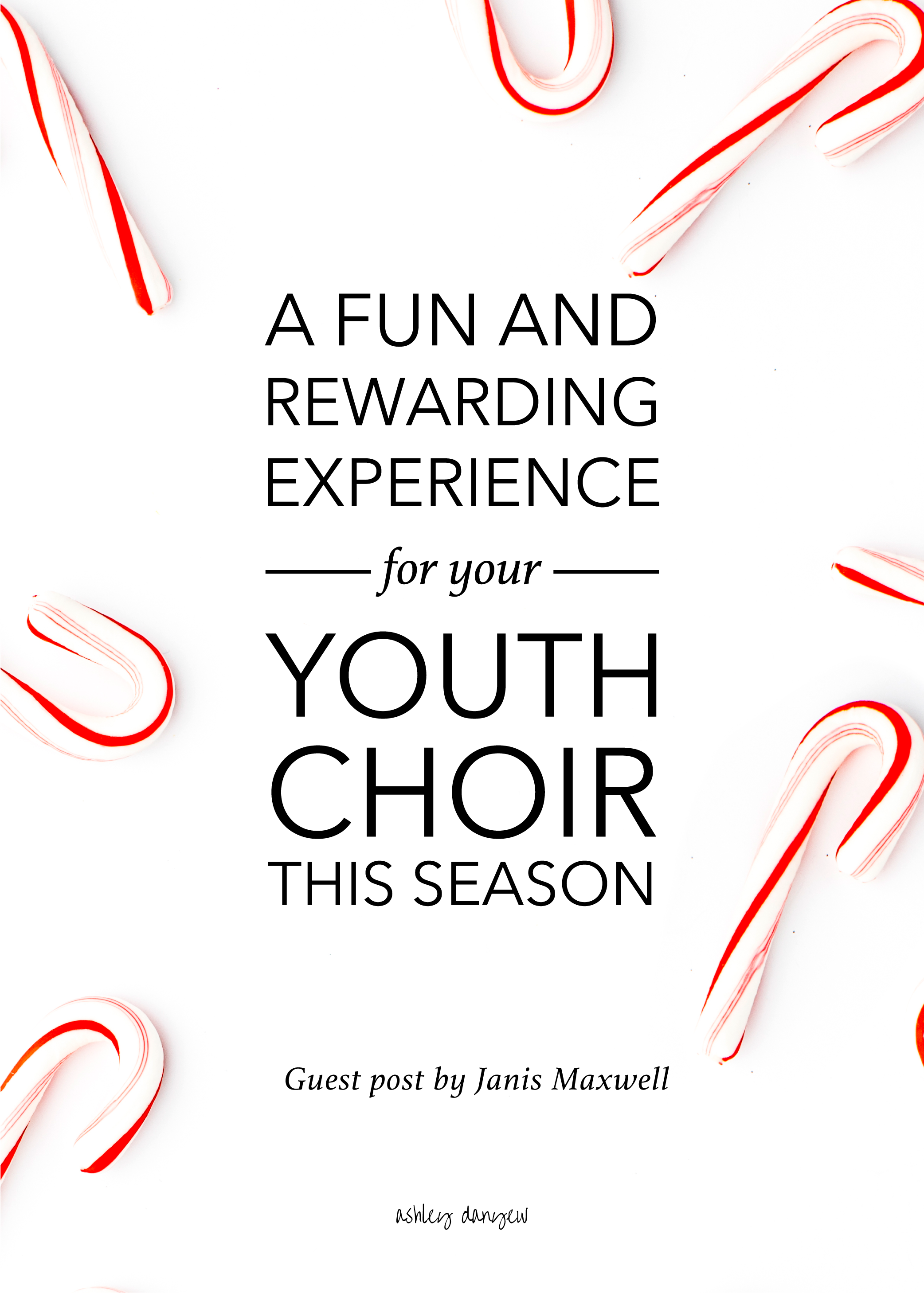 Copy of A Fun and Rewarding Experience for Your Youth Choir This Season